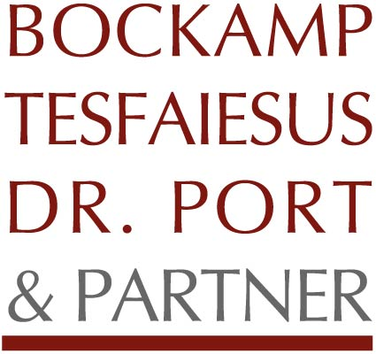 Bockamp Tesfaiesus Dr. Port & Partner