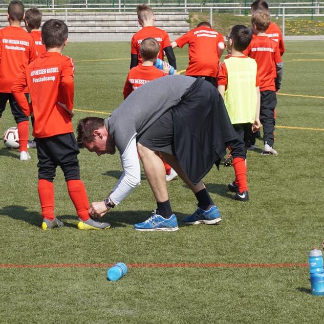 Fussballschule Hessen